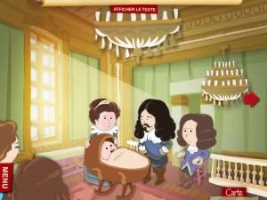 Louis XIV Quelle Histoire iPad La Souris Grise 1