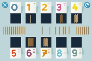 NumberLand 3Elles iPad iPhone La Souris Grise 1