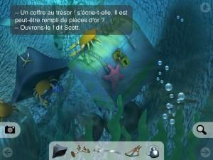 Scott sous-marin Square Igloo Android iPad iPhone La Souris Grise 3