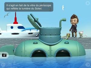 Scott sous-marin Square Igloo Android iPad iPhone La Souris Grise 4