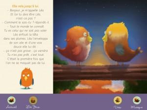 Léol'oiseauGoodByePaperiPadMarielle