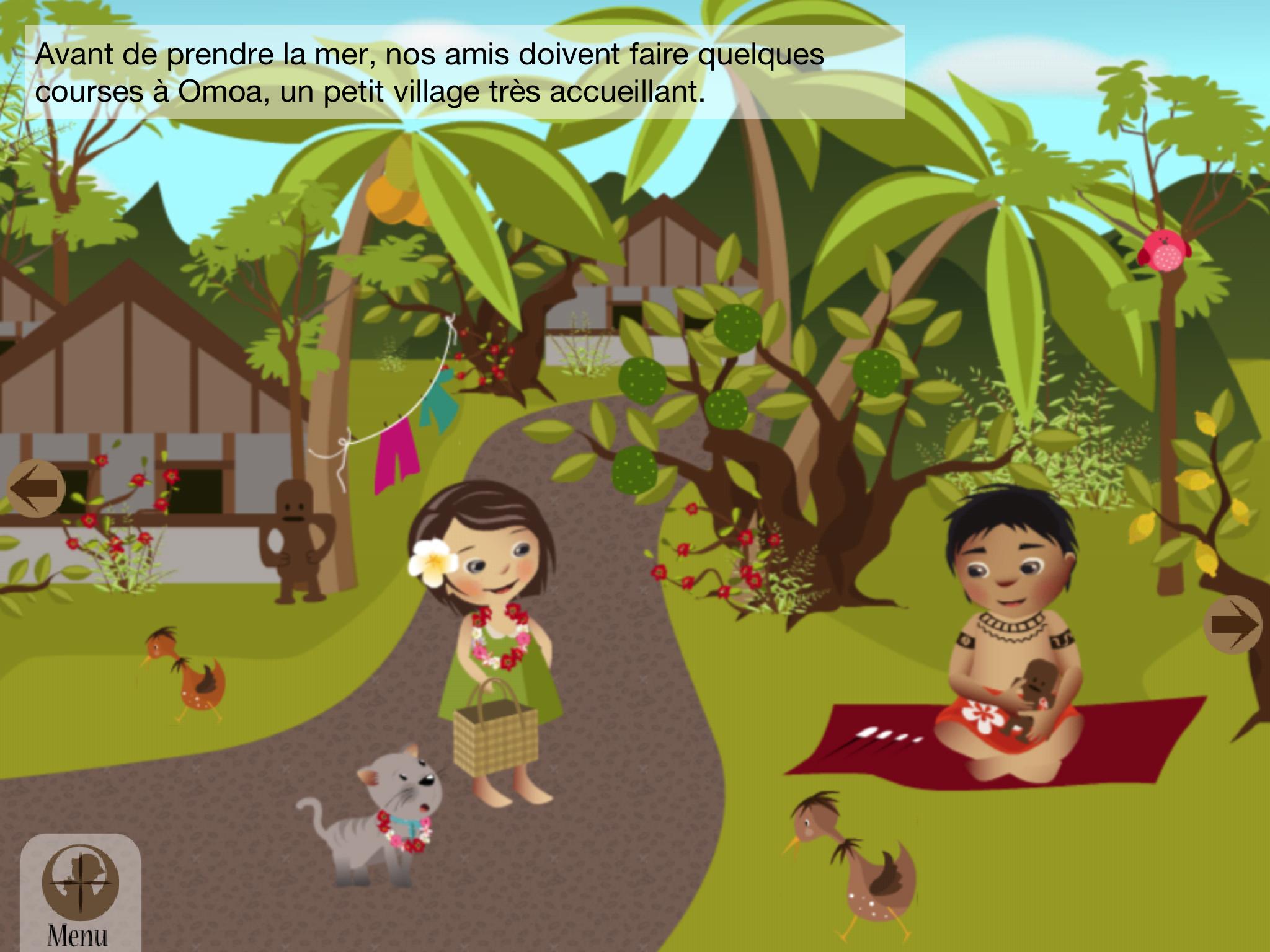 LaPolynésiedeLulu Appli iPad Zanzibook 3