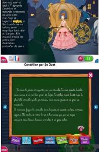 Cendrillon version So Ouat et Chillingo