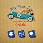 MyFirstAppVéhiculos appli iPad App media 1