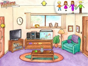 MyPlayHomeAppli Apple IPhone IPad Androïd 1