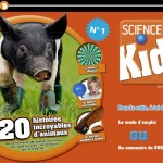 SciencetevieKids Mondadori Application iPad 2