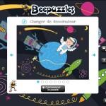 BeePuzzles Netemedia appli iPad 1