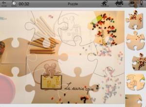 BeePuzzles Netemedia appli iPad 4