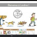 Jo et Moi autour du monde Sikanmar Interactive E-book iPad Jeunesse 1