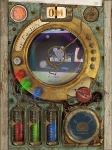 L'aspirateur de couleurs Color Vacuum Curious Hat iPhone iPad 2