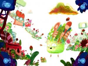 Moutcho et Pitrouille Iboo Interactive Dandeloo iPad 2