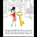 MyMuseumLeLouvre L'oeil Pop appli iPhone iPad