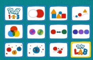 Play 123 CJ Educations appli iPad 3