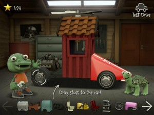 Build Cars with Edward et Arthur iPhone iPad Appli Enfant David Sjölander La Souris Grise 3