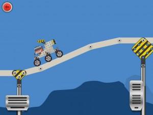 Construct a car Arsidian appli iPad La Souris Grise Enfant 4
