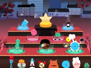 Toca Band Bonnier Toca Boca App iPhone iPad Enfant 1