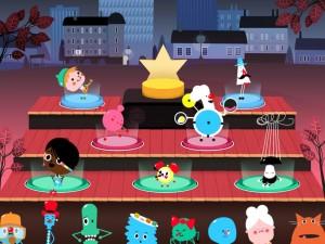 Toca Band Bonnier Toca Boca App iPhone iPad Enfant 2
