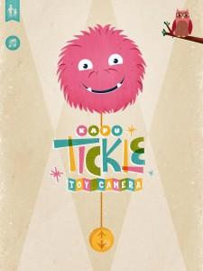 Kapu Tickle Toy iPad application La souris grise 1