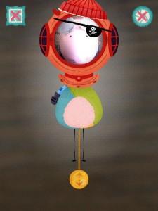Kapu Tickle Toy iPad application La souris grise 4