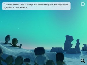 L'aventure polaire de Scott iPhone iPad Android Square Igloo La Souris Grise 5