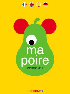 Ma Poire Stéphane Kiehl eToiles editions appli La Souris Grise 1