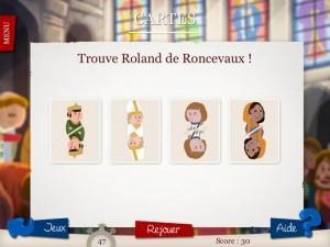 Quelle Histoire iPad iPhone Charlemagne La souris grise 1