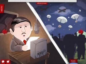 Quelle Histoire iPad iPhone De Gaulle La souris grise 1