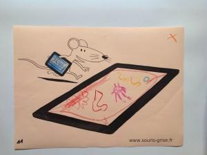 Voyage au centre de la terre Jules Verne Android iPad L'Apprimerie La Souris Grise 11