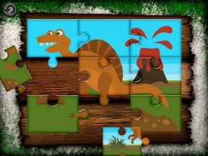 Dinosaur Wombi iPad iPhone La Souris Grise 2