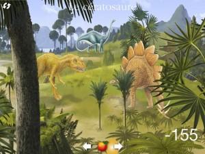 Dinosaure Gallimard Jeunesse iPad iPhone Android La Souris Grise 2