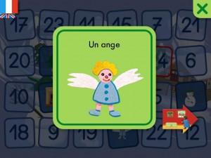 petit ours brun Bayard Presse calendrier iPad iPhone La Souris Grise 3