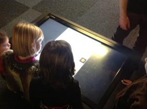 La tablette géante a repris du service