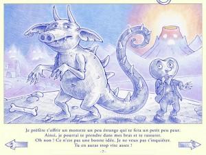 Bleu de Toi Dominique Maes Cotcotcotapps La Souris Grise 4