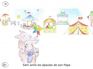 Le monde de Sam Avant Goüt Studios La Souris Grise 3