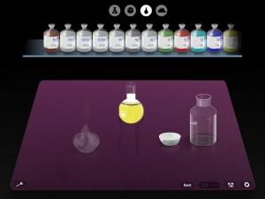 Chemist Thix iPad Enfant La Souris Grise 2