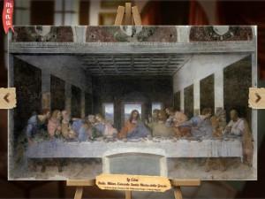 Léonard de Vinci Quelle Histoire iPhone iPad Enfants La Souris Grise 3