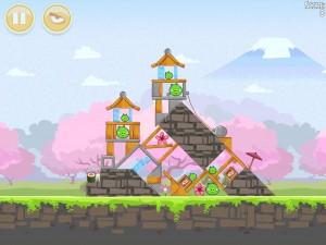 Angry Birds application Enfant tablette La Souris Grise