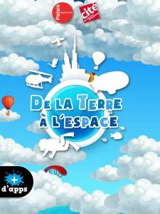 De la terre à l'espace Chocolapps appli iPad iPhone Enfant La Souris grise  4