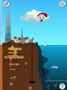 De la terre à l'espace Chocolapps appli iPad iPhone Enfant La Souris grise  6