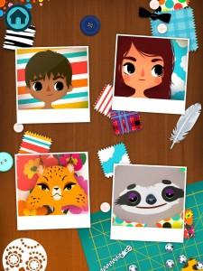 Toca Tailor Toca Boca La Souris Grise application tablette Enfant 1