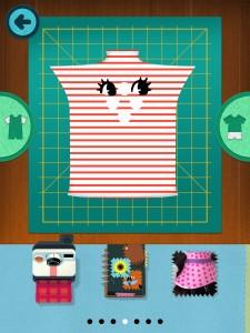 Toca Tailor Toca Boca La Souris Grise application tablette Enfant 2