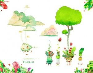 Bullon Iboo Interactive tablette enfant application iPad La Souris Grise