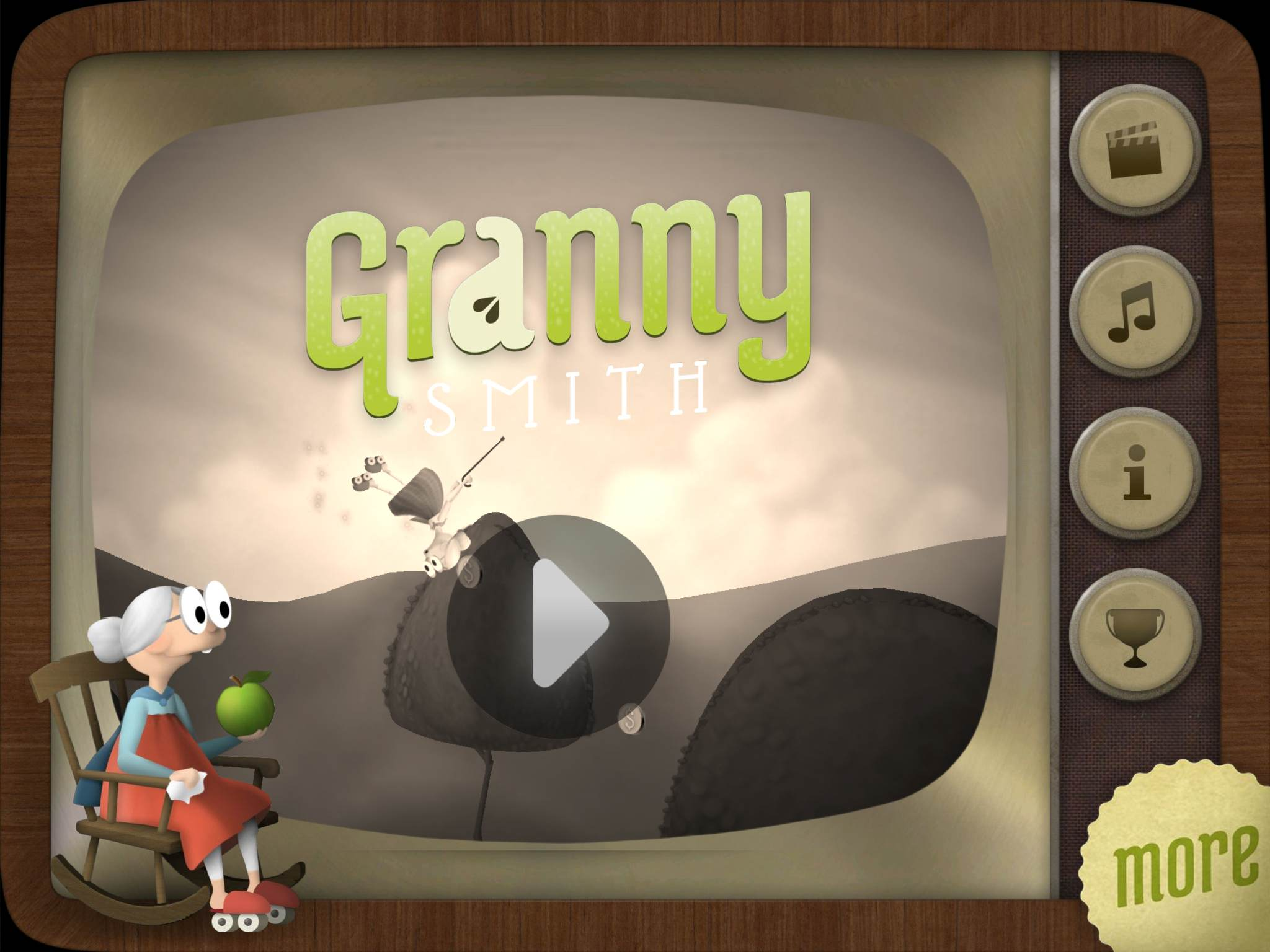 GrannySmith Mediocre Application iPad Android Enfant La Souris Grise 2
