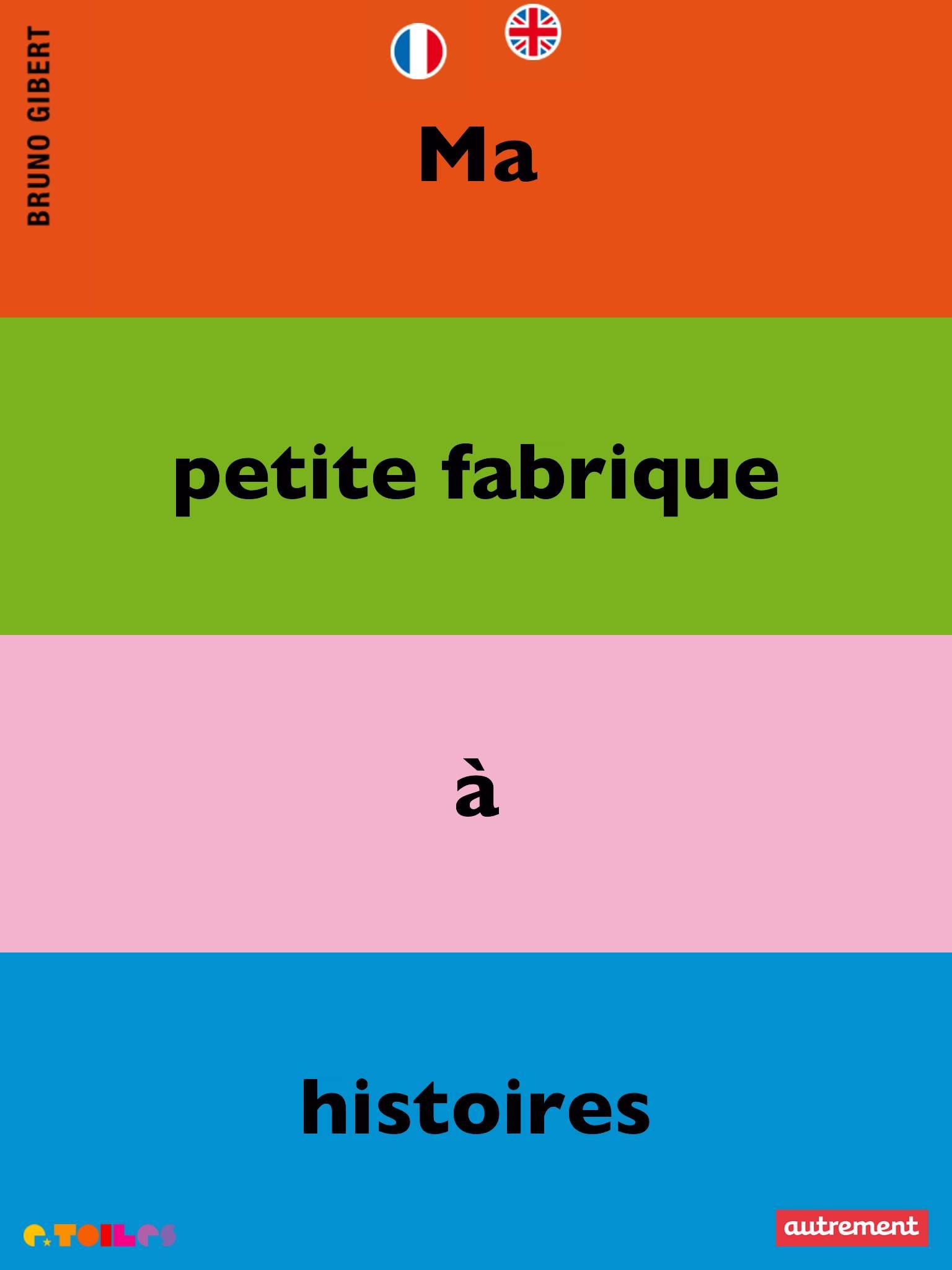 Ma petite fabrique à histoires Autrement E-toiles éditions La Souris Grise iPhone iPad application tablette Enfant 4