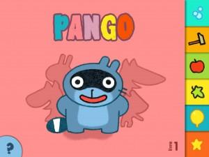 Pango Livre Application tablette enfant iPhone iPad Android La Souris Grise 2