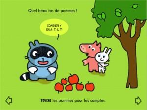 Pango Livre Application tablette enfant iPhone iPad Android La Souris Grise 3
