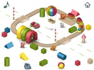 Pango Playground Application Enfant tablette La Souris Grise 3