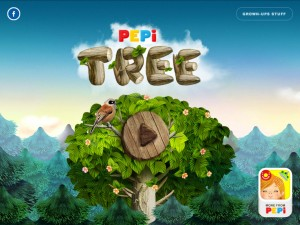 Pepi tree Pepi Play iPhone iPad Android application tablette Enfant La Souris Grise 1
