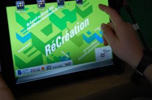 Récréation Lyon iPad enfant La Souris Grise 1