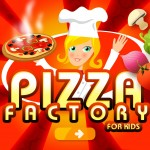 Pizza Factory for Kids Alexandre Minard AR Entertainment iPad iPhone application tablette Enfant La Souris Grise 1